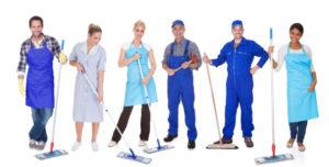 motivera din städpersonal med bra städuniformer